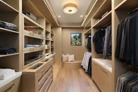 wooden floor built in bench open shelves storage system glass front cabinet jewelry holder his cabinet