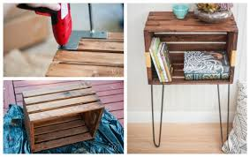 wood crate furniture diy. a few of my favorite wood crate furniture ideas diy i