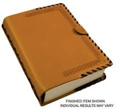 leather book cover kit s rainbowresource viewpict