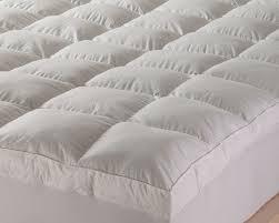 mattress topper. Feather-mattress-topper Mattress Topper