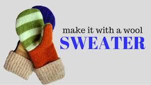 Sweater Mitten Pattern Awesome Ideas
