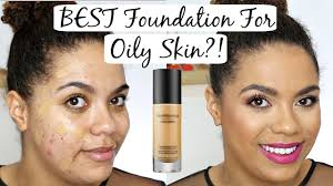 Favorite Foundation Ever Bare Minerals Barepro Liquid Foundation Review Oily Scarring