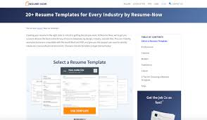 create a modern resume template with word 21 best resume templates of 2020 free word and pdf