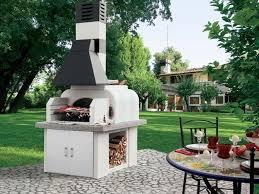 Barbecue Da Esterno In Pietra : Barbecue da giardino arredi