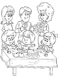 Small Picture Preschool Coloring Pages Family High Quality Coloring Pages