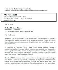 Cover Letter To Volunteer Sample For Work Youth Worker 7 Housing