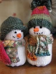 ohhhh...their little hats and his cabled scarf...my knitty  Christmas  Knitting PatternsCrochet PatternsChristmas ScarfChristmas CraftsChristmas  IdeasWinter ...