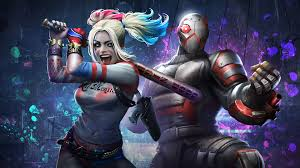 Harley Quinn And Deadshot Injustice 2 ...