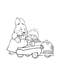 Free Printable Max And Ruby Coloring Pages For Kids Coloring Pages