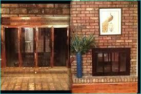 Rectangle Fireplace Doors  WoodlandDirectcom Masonry Fireplace Black Fireplace Doors
