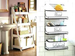 Bathroom wall storage baskets Bath Towel Bathroom Wall Cabinet With Baskets Bathroom Wall Storage Baskets Bathroom Shelves With Baskets Bathroom Wall Cabinets Mouroujinfo Bathroom Wall Cabinet With Baskets Small Images Of Corner Wall