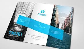 Corporate Tri Fold Brochure Design Cyberuse