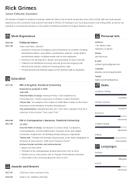 When making a college resume template, keep in mind that your resume isn't you. 20 Student Resume Examples Templates For All Students