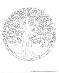 coloring pages of tree. Brilliant Pages Original And Fun Coloring Pages Spring Adult With Tree Of Life On P