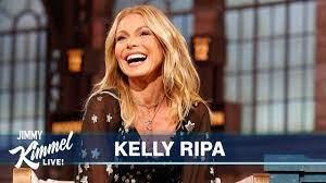 Kelly Ripa's Kids WON'T LEAVE - YouTube