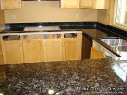 blue granite countertops pearl with white cabinets sapphire countertop