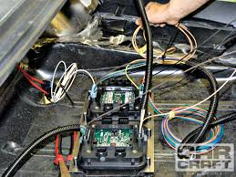 ccrp 1105 07 o isis power system automotive wiring systems harness with the oem wiring1