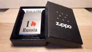 Бензиновая <b>зажигалка Зиппо</b> Zippo <b>205 Flame Russia</b> купить в ...