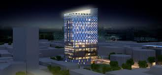 office building design concepts. Project Area: 1.887,30 Sqm. Total Floor 16.027 Number Of Storey: 18 Storey And 2 Levels Basement. Design Concept Competition 1st Prize Office Building Concepts