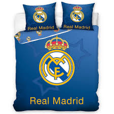 real madrid bedding accessories football duvet covers towels