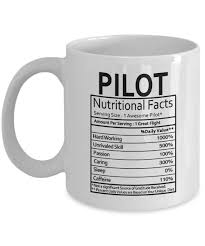 get ations pilot gifts pilot nutritional facts label pilot gifts gifts coffee mug tea cup white