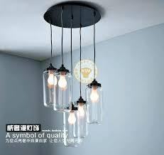 post glass jar chandelier bottle diy new best mason lighting images on for bell