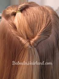 Pony Tail Hair Style triple flipped ponytail hairstyle babes in hairland 3767 by wearticles.com