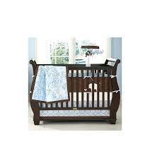 blue elephant bedding k8179 navy blue and gray elephant crib bedding