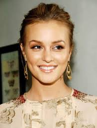 how to get leighton meester s hair and makeup leighton meester beauty
