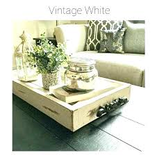 fashionable coffee table tray ideas round coffee table trays round ottoman tray medium size of interior