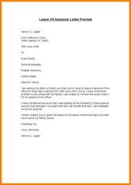 sample medical leave of absence letter from doctor sample leave of absence letter everything pinterest