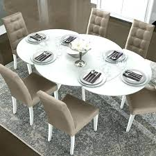 small round extendable dining table alluring round extension