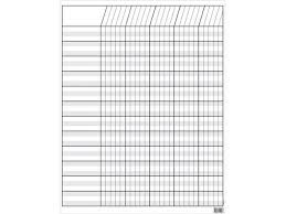 White Incentive Chart Creative Teaching Press 1499044 Press Incentive Chart 17 X 22 In White Newegg Com