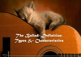 the ballad definition types and characteristics owlcation the ballad definition types characteristics