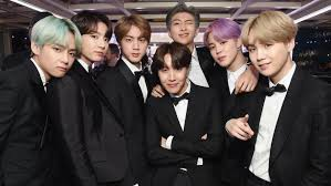 Bts Band Break Uk Album And Billboard Hot 100 Chart Records