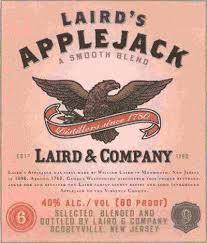 Lairds Applejack Apple Brandy - Skillman Wine and Liquor