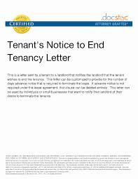 30 day notice to landlord template awesome intent to vacate letter exhibit exhibit eviction notice letter
