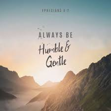 Image result for humble and gentle image