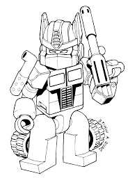 Small Picture Transformers Was Shot Very Good Coloring Page Transformer