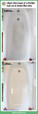 764 best best bathtub cleaner we re mend and used by kohler and fiberglass tub and