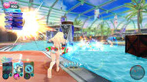 Senran Kagura: Peach Beach Splash Review | Scholarly Gamers