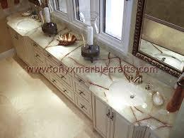 bathroom backlit onyx vanity tops sinks 05