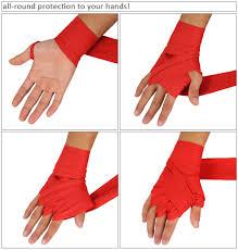 Hand Wrap Gloves 2pcs Boxing Gloves Mma Bandage Fighting Sanda Strap Cotton Hand