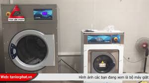 Máy giặt 18-20 Kg và máy sấy 23-26 Kg công nghiệp Danube lắp đặt tại Sóc  Sơn Hà Nội - YouTube