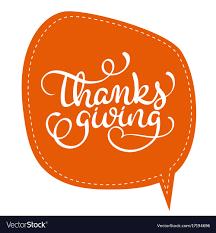 Word Thanksgiving Thanksgiving Word On Orange Tag Frame On