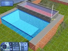 sims 3 advanced pool building multi