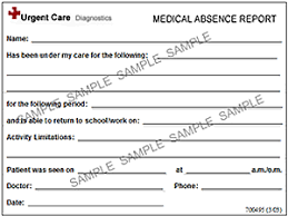 Printable Fake Sick Notes: Pulling It Off Without Getting Caught