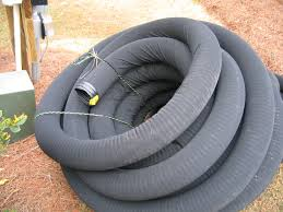 drain tile with protective cover