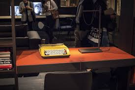 home office workstation. Contemporary Home Office Workstation In Black And Orange R