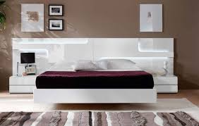 modern furniture style. luxury and modern furniture for lovely bed designs 2 small cabinets between a white style
